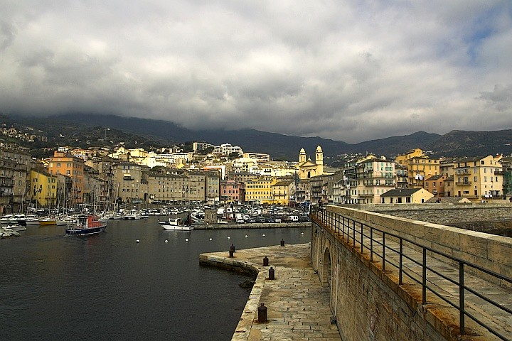 Port of Bastia