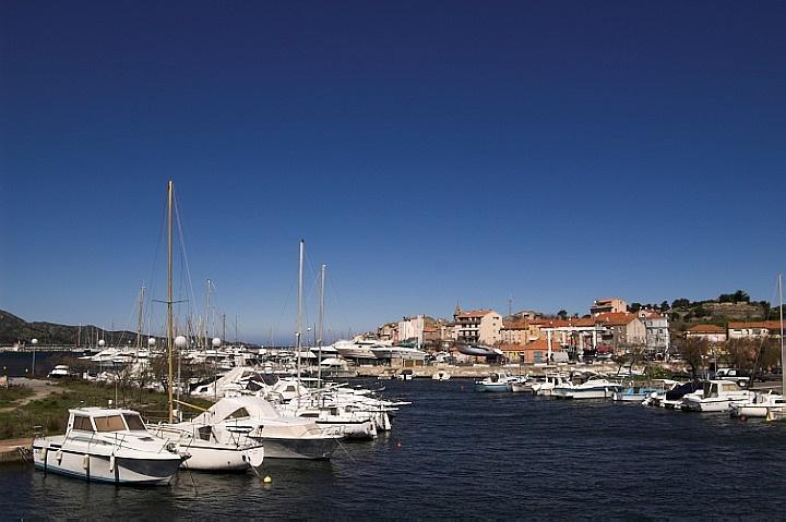 Harbour of Saint Florent