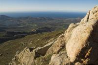 Mountains and the sea: Balagne from the mountains